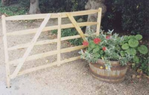 Gate Hurdles