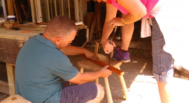 Chair Making Course