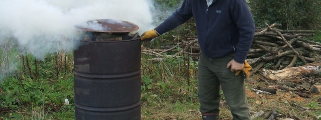 Charcoal Making Course